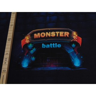 Sweat Panel von Stenzo Monster Battle